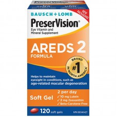 PreserVision Areds 2 (120 Gel Tab Bottle)
