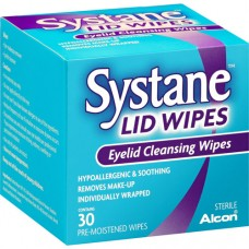 Systane Lid Wipes (32 Pads)