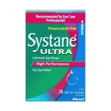 Systane Ultra Preservative Free